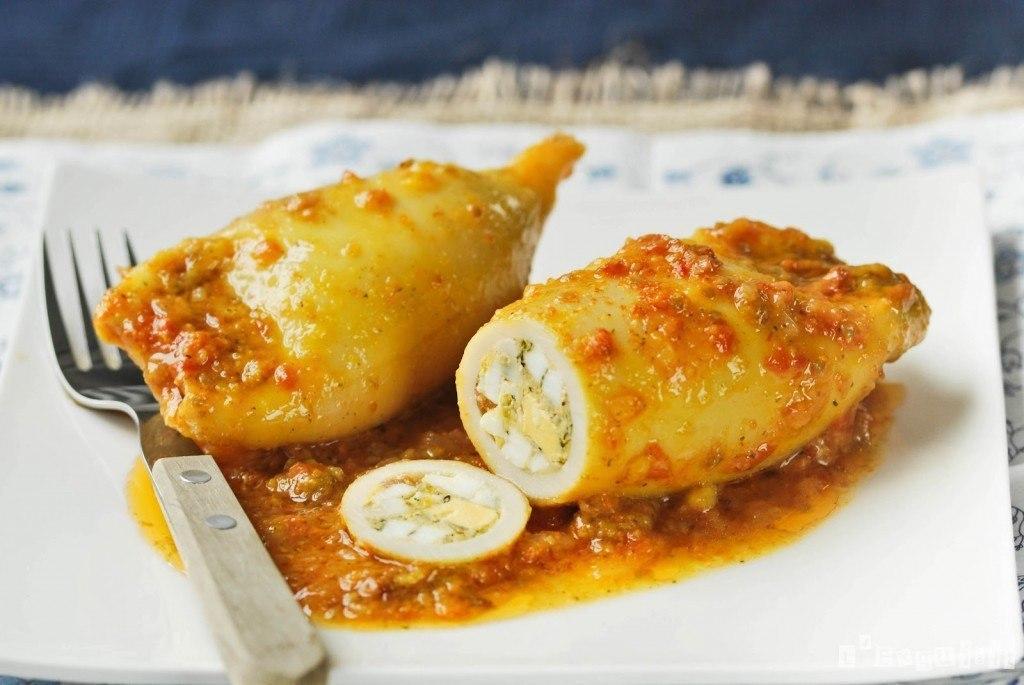 Блюда из кальмаров рецепты с фото пошагово обязательно