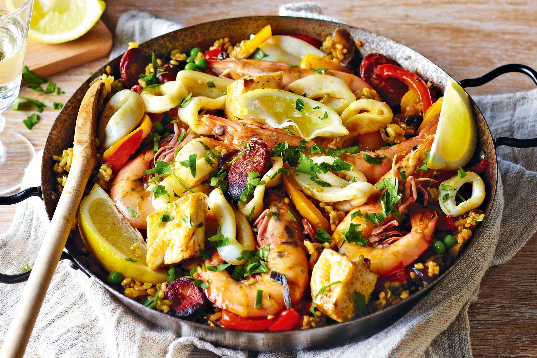 мигунова испанская кухня рецепты с фото в домашних условиях столом тобой